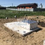 Смонтированный погреб Волжанин 2 в СНТ Купавушка